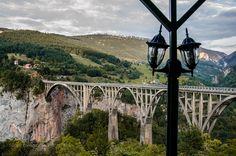 Popular on 500px : Tara River Bridge. Montenegro by Dreamalex