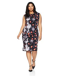 b0c59971d43 New RACHEL Rachel Roy Women s Plus Size Printed Draped Dress online.    109.00  34