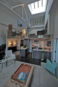 3F Living Real Estate, Interior Design, & Home Furnishing | 240 Centre Street | One of the most unique Luxury loft apartments manhattan has to offer