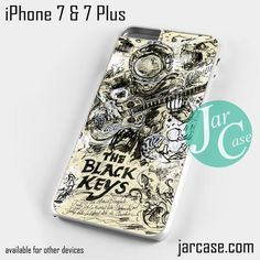 the black keys arrt cover Phone case for iPhone 7 and 7 Plus