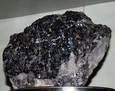 is one of the sulfide minerals.: Sphalerite