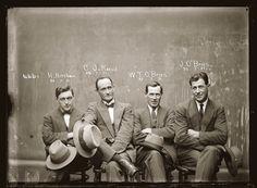 photo police sydney australie mugshot 1920 21 Portraits de criminels australiens dans les années 1920  photo photographie histoire featured art