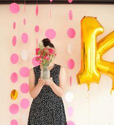 Popcosmo.com | DIY photo backdrop