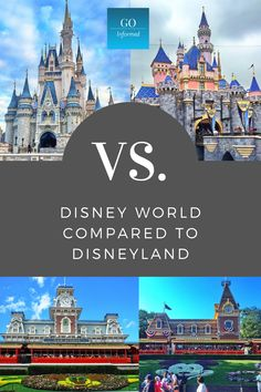 Which Disney resort is right for you? What makes each USA Disney park unique and worth visiting, including where to stay and how long to go. Disney World compared to Disneyland. Disney World Packing, Disney World Tickets, Disney World Hotels, Disney World Theme Parks, Disney Vacation Planning, Walt Disney World Vacations, Disney Trips, Disney Parks, Disney Land