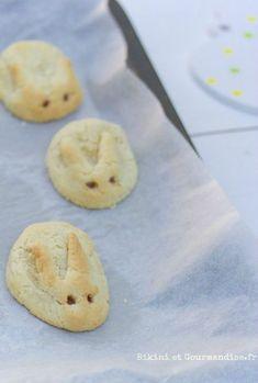 Biscuits noix de coco et citron