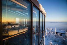 Потрясающий люкс-отель в Финляндии / Туристический спутник