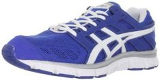 ASICS Mens GELBlur33 TR CrossTraining ShoeJet BlueWhiteSilver65 M US >>> You can get additional details at the image link.
