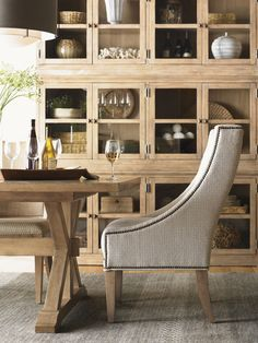 Monterey Sands Stonepine Chair | Lexington Home Brands