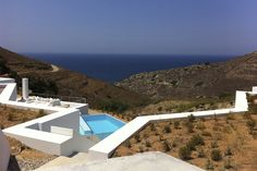 Ktima house in Antiparos (Cyclades, Greece) - DZA Architects, Camilo Rebelo, Susana Martins - 2012