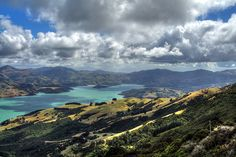 The drive to pleasant Akaroa near Christchurch will remain pleasant you or no you. | 25 Places In New Zealand That Do Not Care If You Travel There