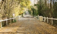 Barossa Valley Wineries Private driveway in Angaston