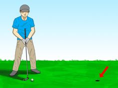 How to Learn to Play Golf -- via wikiHow.com
