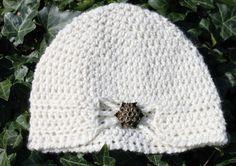 Vintage Mütze von Lunastern auf DaWanda.com