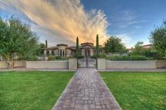 Paradise ValleyParadise Valley Homes For Sale.  $3,399,000, 6 Beds, 5 Baths, 7,435 Sqr Feet  A one of a kind custom built estate in Paradise Valley. The attention to detail and the architecture shows the elegance of this fine home. This estate features 6 Bedrooms, 5.5 Baths, Gourmet Kitchen, flex room, Guest Quarters, Theater, Wine Room, a Resort backyard with 2 play pools, spa, Built-in  B  http://mikebruen.sreagent.com/property/22-5310945-7115-E-Sunnyvale-Road-Paradise-Valley-AZ-..