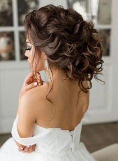 100 Wow-Worthy Long Wedding Hairstyles from Elstile Lange Hochzeitsfrisuren von Elstile / www. Wedding Hairstyles For Long Hair, Wedding Hair And Makeup, Cool Hairstyles, Hairstyle Ideas, Hair Wedding, Hairstyle Wedding, Bridesmaid Hairstyles, Hair Ideas, Braided Bridal Hairstyles