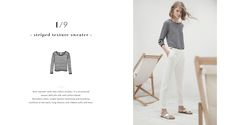 Stripes - Massimo Dutti Summer Collection 2015