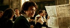12 Harry Potter GIFs that will make you wish you went to Hogwarts  - Sugarscape.com