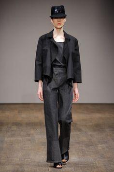Naim Josefi | Ready-to-Wear - Autumn 2017 | Look 23