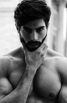 Dimitris Grigoriadis - so much hair is not necessarily a bad thing