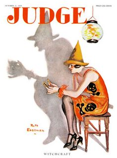 Witchcraft by Ruth Eastman for Judge Magazine Oct 1925