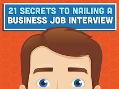 Nailing a #Job #Interview #careers