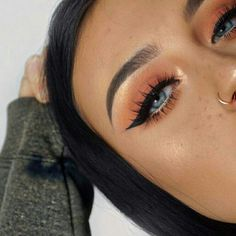 Eye Makeup Tips.Smokey Eye Makeup Tips - For a Catchy and Impressive Look Beauty Dupes, Beauty Make-up, Beauty Hacks, Hair Beauty, Beauty Trends, Beauty Unique, Unique Makeup, Makeup Goals, Makeup Inspo