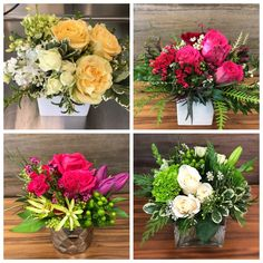Spring, bright, colorful floral arrangements Floral Arrangements, Floral Design, Floral Wreath, Wreaths, Colorful, Bright, Spring, Flowers, House