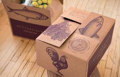 Butterfield Market Packaging