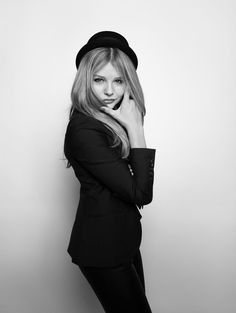 Chloe Grace Moretz, so young, yet so talented and beautiful