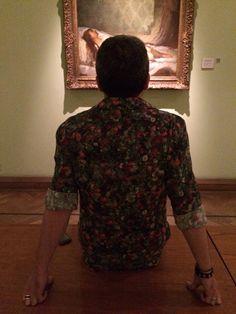 Yo #FedericoPlatener #MuseoDeBellasArtes #BuenosAires