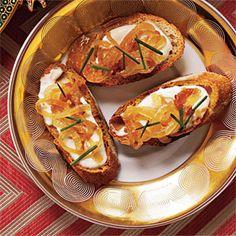 Caramelized Onion Spread Recipe