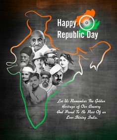 Republic Day is the day When we legally became the proud citizen of India. Let's salute the occasion. Jai Hind and enjoy that day. Happy Independence Day Images, Independence Day Wishes, Independence Day Decoration, 15 August Independence Day, Independence Day Background, Independence Day Wallpaper, Indian Independence Day, Republic Day Photos, Republic Day Indian