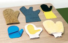 industrial facility / oven gloves / London design museum / 2008