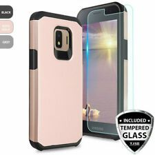 For Samsung Galaxy J2 Shine Pure Dash Core Case Shockproof Rubber Tempered Glass Ebay Tempered Glass Pure Products Samsung