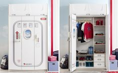 #firstclass #pilot #dekorasyon #decoration #cocukodasi #oda #room #conceptroom #flight #airline #design #dolap Pilot, First Class, Locker Storage, Designers, Home Appliances, Cabinet, Check, Closet, Furniture