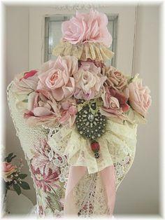 Shabbyfufu: Let There Be Romantic Dress Forms, At Shabbyfufu