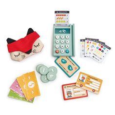 All Toys, Kids Toys, Fox Purse, Friendly Fox, Card Machine, Play Shop, Play Money, Money Cards, Imaginative Play