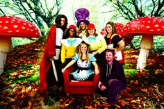Alice in Wonderland DIY/Store-bought Costumes