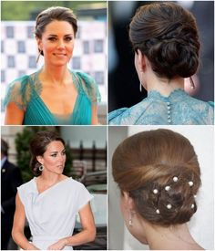 Red Carpet Updo Hairstyles for a Bride Hairdo Wedding, Short Wedding Hair, 2015 Hairstyles, Bride Hairstyles, Updo Styles, Long Hair Styles, Red Carpet Updo, Special Occasion Hairstyles, Hair Affair