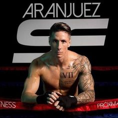 Fernando Torres 9 fitness