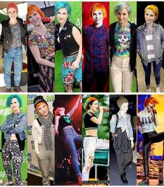 Hayley Williams 2014 outfits 2