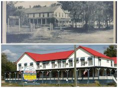 What makes the 1876 Heritage Inn Special? Location! www.1876heritageinn.com  300 S. Volusia Ave.   Orange City, FL 32763   (386) 774-8849  #1876 heritage inn hotel #OrangeCityFlorida #heritageinnorangecity