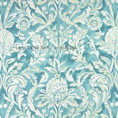 Viewing: Ophelia in Lagoon by Prestigious Textiles