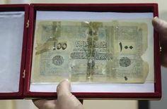 Bu banknotun bedeli Çanakkale şehitlerinin kanları ile ödendi