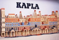 Visit our beautiful KAPLA gallery at 125 Market St. in Charleston, SC. We offer KAPLA Blocks and KA PLA Building sets. The eco-friendly KAPLA blocks and building sets require no glue, screws, or fasteners. Creations, Construction, Activities, Gallery, Building, Bridge, Random, School, Wood Toys