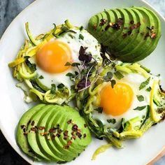 Bon Appetit  #eggs #avocado #yummy #foody #yumurta #avokado #healthyfood
