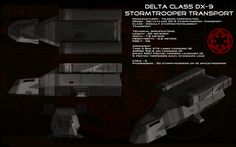 Delta-Class DX-9 Stormtrooper Transport (1131x707)