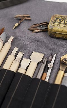 Luca Barcellona's tools