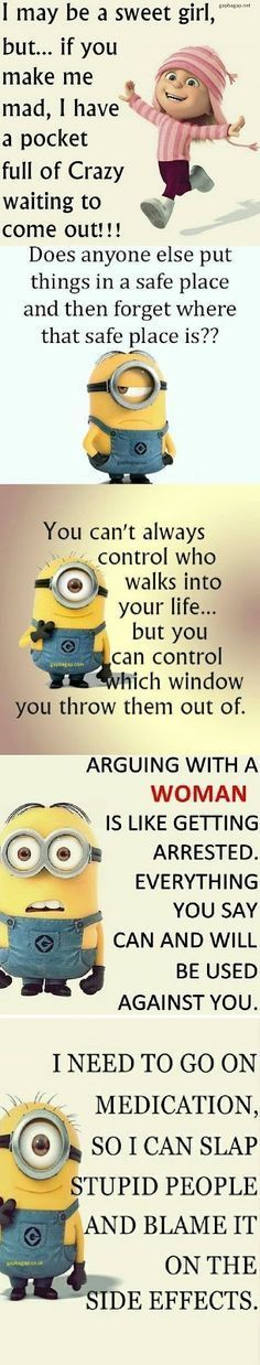 Top 5 #Funny #Memes By The #Minions