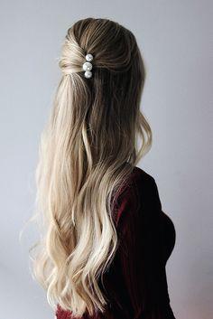 Easy Long Hair Fall Hairstyles, www.alexgaboury.com